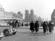 Paris 1930-1950 Photos Noël Le Boyer © Médiathèque de l'architecture et du patrimoine