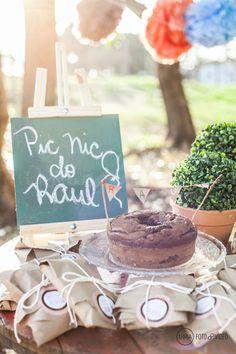 Festa Picnic aniversário de 2 anos do Raul #festademenino #picnic #handmade