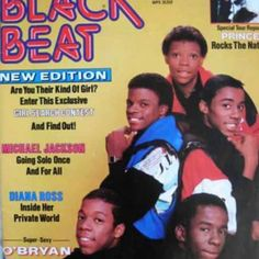 BLACK BEAT MAGAZINE WITH NEW EDITION ON THE COVER