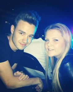 Liam at the Alicia Keys concert
