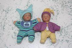 2 x Mini Baby Born von Zapf Creation