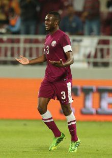 Abdelkarim Hassan DF - QATAR NATIONAL TEAM