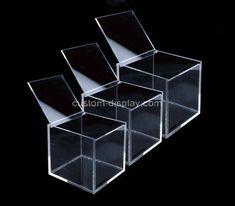 Custom transparent acrylic box, custom square plexiglass box Box Supplier, Silk Screen Printing, Acrylic Box, Custom Boxes, Laser Engraving, Display, Screen Printing Press, Floor Space, Screen Printing