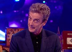 """Peter, a lifelong Doctor Who fan who won an Oscar for Live Action Short Film in 1995, admitted he found it difficult to keep his new job a secret from his 16-year-old daughter Cecily.  'It's so wonderful not to keep this secret any longer. For a while I couldn't tell my daughter. She was reading the rumours on the internet and getting upset that they weren't mentioning me. I kept saying """"Rise above it, darling; rise above it.""""'"""