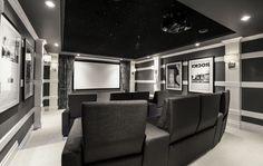 Домашний кинотеатр   #домашнийкинотеатр #черно-белый