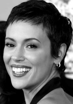 2013 Short Hairstyles for Women - Hair Cuts Styles Trends.  Wishing I had the ya yas to do this!!