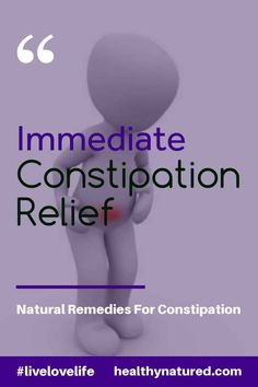 Watch natural ways to relieve constipation or constipation home remedies in this video. In this video we have tried our best to you the best way to remove constipation permanently at home without any medicine. natural ways to relieve constipation Natural Health Remedies, Natural Cures, Herbal Remedies, Natural Healing, Cure For Constipation, Constipation Remedies, Relieve Constipation Instantly, Home Remedies