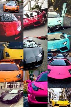 sports car colourful awesome lamborghini