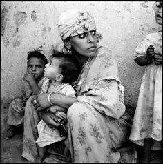 Femme algérienne - Marc Garanger, Guerre d'Algerie ,1960
