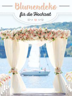 Die schönste Blumendeko für die Hochzeit! Egal ob für Tisch, Auto oder Kirche. Hier findet ihr eure Blumendeko für die Hochzeit! Why Book, Good To Great, Something Blue, Vows, Destination Wedding, Table Decorations, Luxury, Inspiration, Pink