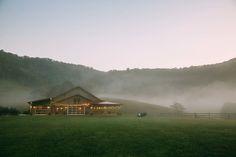 Asheville, NC Claxton Farm Wedding