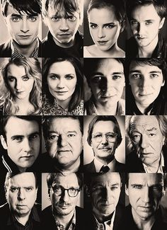Because we brought the world Harry Potter