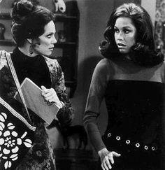 Mary & Rhoda