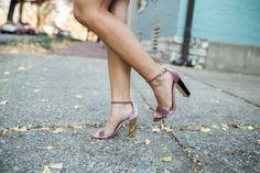 Steve Madden Velvet Sandals