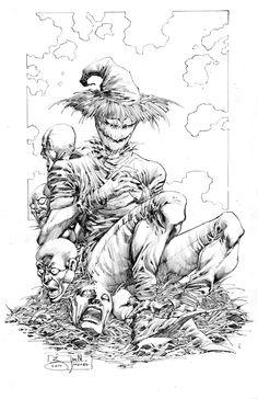 Scarecrow - Jim Jimenez