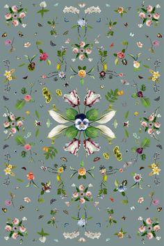Carpet designed by Edward van Vliet to Moooi | Special Milan Design Week 2015.