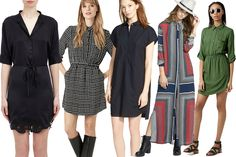 Best Shirt Dresses for Spring « Fearless Fashionista Las Vegas Fearless Fashionista Las Vegas
