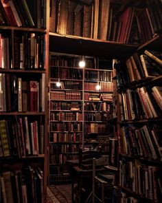 Just for Books . Beautiful Library, Dream Library, Old Libraries, Bookstores, Brown Aesthetic, Design Case, Aesthetic Pictures, Light In The Dark, Aesthetic Wallpapers