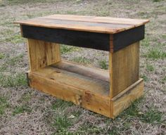 Reclaimed Wood Furniture  Bench  Rustic by CountryByTheBumpkins, $100.00