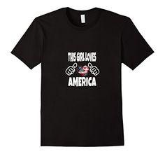 This Girl Loves America Shirt, #American #Flag T Shirt, #USA #Patriotic #Shirts,  https://www.amazon.com/This-Loves-America-Shirt-American/dp/B01B5CX6KC/ref=sr_1_4?s=apparel&ie=UTF8&qid=1466631055&sr=1-4&nodeID=7147445011&keywords=patriotic+shirt&refinements=p_89%3AEKEN+T+Shirts