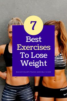 If you've clicked on this pin, it probably means that you want to know about the best exercises for weight loss. The first thing to know is that in order to lose weight, you need to actually get up and Things To Know, Good Things, Lose Weight In A Week, You Fitness, Fat Burning, Burns, Exercises, Weight Loss, Workout