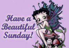pin it betty boop sunday Happy Sunday Images, Have A Beautiful Sunday, Betty Boop Pictures, Facebook Timeline Covers, Fairy Dust, Cartoon Characters, Anime, Animation, Drawings