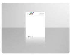 Why send business documents on plain paper? Never miss a branding opportunity with full color letterhead for your business. Our standard sized letterheads come on your choice of regular or linen paper at low prices for resale.