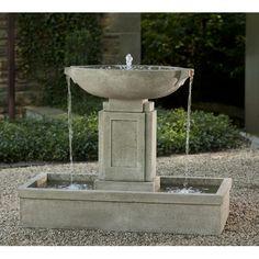 Found it at Wayfair - Austin Cast Stone Fountain