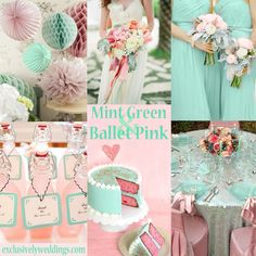mint-green-and-ballet-pink-wedding-colors.jpg 808×808ピクセル