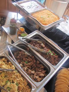 ME Catering: Taco Bar Graduation Party This is how we did it! Graduation Party Foods, Graduation Party Planning, Graduation Ideas, College Graduation, Grad Parties, Vintage Party Foods, Taco Bar Party, Fingers Food, Cooking For A Crowd