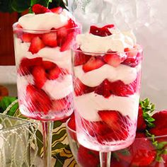 For Strawberry Lovers!