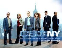 CSI: NY favorite-tv-shows