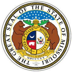Missouri's great seal - click to see all state seals
