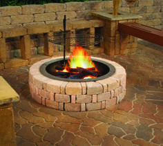 fire pit menards 1000 images about outdoor oasis on ring 10867