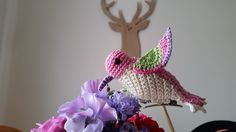 amigurumi bird crochet pattern hummingbird