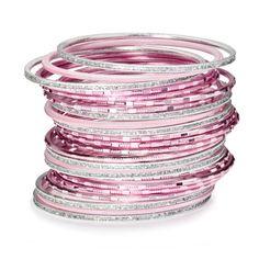 Flutter Bangle Stack Bangles Making Occasion Wear Blush Pink Indian Fashion Indian