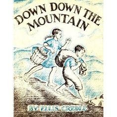 FIAR – Down Down the Mountain « Karla M Curry