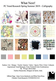 #Calligraphy #calligraphyart #SS19 #priyachander #design #handloom #couture #printart #kidswear #weaving #burberry #fashiontrends #spring2019 #WGSN #NIKE #ADIDAS #fashionprints #printdesigns #pantone #cotton #fashionresearch #fashionforecast #menswear #mensfashion #womenswear #interiordesign #interiors #knits #menstyle #dapper #colortrends #fashionstyle #fashionindustry #fashionweek #runway #fashionista #NYFW #LFW #PFW #MFW #fashiondesigner #hometextiles #interiors #interiordesign #benetton…