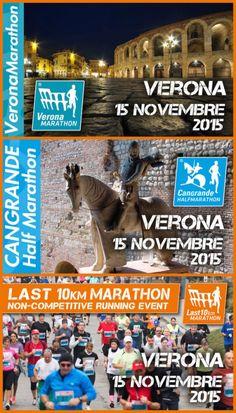 Verona il 15 novembre 2015 si vota alla corsa con la Verona Marathon e gli eventi podistici collaterali @gardaconcierge