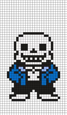 25 Best Undertale Pixel Art Images Hama Beads Pearler Bead