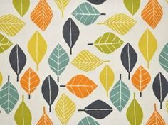 Prestigious Textiles Fall marmalade fabric