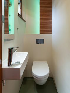 Small Wc Sink : ... about small wc on Pinterest Small bathrooms, Sinks and Toilets