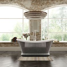 From elegant period designs with roll-topped baths to trendy wet rooms, Ideal Home uncovered the top five bathroom trends in Interior Design Inspiration, Bathroom Inspiration, Laundry Room Bathroom, Bathroom Goals, Master Bathroom, Bathroom Trends, Bathroom Designs, Bathroom Ideas, Wet Rooms