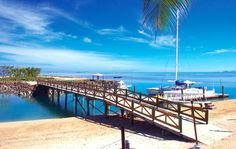 First Landing Resort, Fiji - Here's where we renewed our 25th anniversary wedding vows in 2013