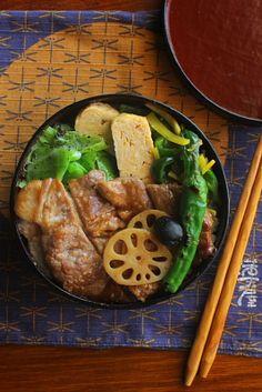 2015年03月の記事 | 日本の片隅で作る、とある日のお弁当