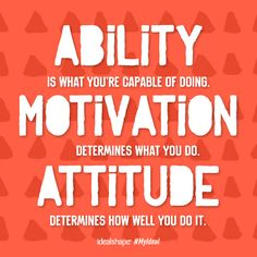 "#MotivationMonday - The #Ideal recipe for succes<a href=""http://www.shareasale.com/r.cfm?b=585829&u=1246931&m=51109&urllink=&afftrack="">Join the Ideal Shape Affiliate Program!</a>s!"