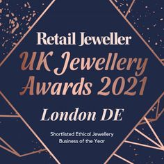 #LondonDE is thrilled to announce that we have been shortlisted for 'Ethical Jewellery Business of the Year' at the #UKJewelleryAwards2021! The awards take place on the 1st September - keep your eyes peeled and fingers crossed for us! #diamond #emerald #diamonds #emeralds #jewellery #luxuryjewellery #bespokejewellery #ethical #hattongarden #hattongardenjewellers #jewellers #londonjewellers #gemstone #gemstones #gemmology #preciousstones #preciousstone #jewel #retailjeweller #ukjewelleryawards Bespoke Jewellery, Jewellery Uk, Luxury Jewelry, Hatton Garden, Crossed Fingers, Emeralds, Awards, September, Diamonds