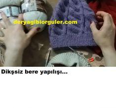 Tek Yumakla Ombre Kazak Yapılışı | Deryagibiörgüler Fingerless Gloves, Arm Warmers, Winter Hats, Pullover, Fingerless Mitts, Sweaters, Fingerless Mittens, Sweater