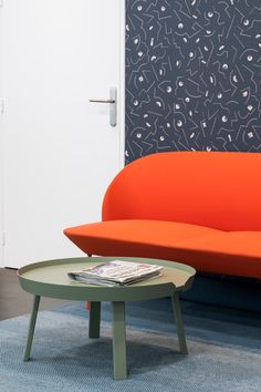 Standard delivery within 2 weeks - Modernist Architecture was the starting point of this design. Constellation, Lyon, Accent Chairs, Furniture, Design, Home Decor, Ink, Wallpaper, Modernism
