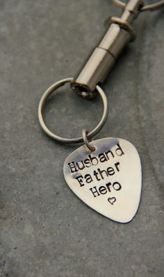 Valentines Day Gift For Him  Hero Father by whiteliliedesigns, $23.50